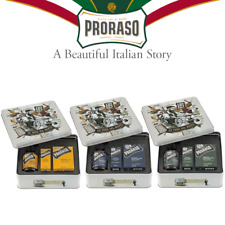 Proraso Beard Kit Azur Lime, Cypress & Vetyver, Wood and Spice