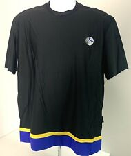 a7ccb10b Gianni Versace Jeans Couture Men's T-shirt Size XL Multi Color Spandex