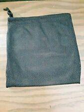A drawstring mesh 9x10 gear bag