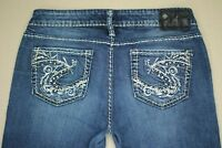 Silver Aiko Boot Cut Jeans Women's Size 29 Medium Wash Denim