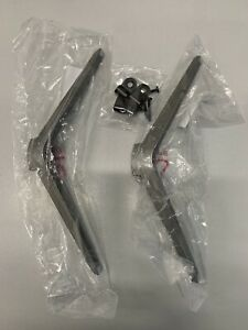 TCL TV STAND BASE BRACKET SUPPORT AND SCREWS FOR Model 43P715