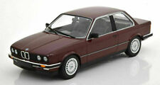 Minichamps 1982 BMW 323i E30 Red / Burgundy 1:18 LE 400pcs*New*Nice Looking BMW!