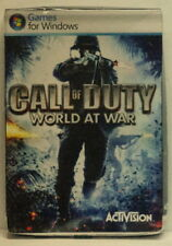 Call of Duty World at War PC Games Windows 10 8 7 XP Computer ww2 shooter