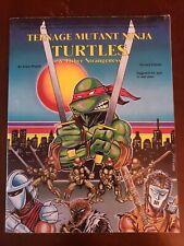 Palladium TMNT Teenage Mutant Ninja Turtles & Other Strangeness Revised Edition