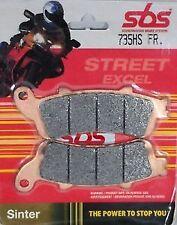Pastillas de freno SBS HONDA CBR 1100 XX (96- 07) delanteras 735HS