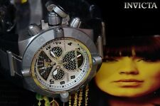 "NEW Invicta 16308  Subaqua Noma IV ""Twisted Metal"" Swiss Made  Chronograph Watch"