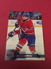 Andrei Markov  Canadiens 2016-2017 Upper Deck #100