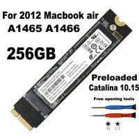 """256GB SSD RE THNSNS256GMFP For A pple MacBook Air 11"""" A1465 13"""" A1466 Mid 2012"""