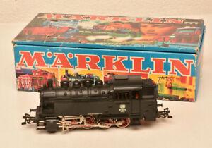 Märklin HO Art. 3031 Locomotiva a vapore 4 assi DB 81 con scatola originale