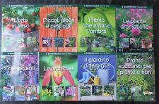 Il Giardinaggio step by step vol. 3-4-5-6-7-8-9-10