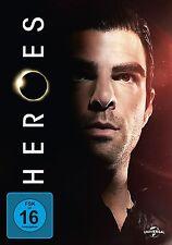 MILO VENTIMIGLIA,ADRIAN PASDAR HAYDEN PANETTIERE - HEROES-SEASON 4 6 DVD NEU