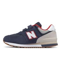 New Balance Sneaker  Jungen Dunkelblau Beige YV574ATP
