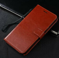Stand Flip PU Leather Wallet Case Cover Smart Wake For Samsung Galaxy Note 2