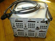 Telesync tsi-1524 dsi analyzer transmitter 4 receivers & chassis 7