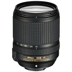 Nikkor Lens AF-S DX 18-140 F/3.5-5.6G ED VR