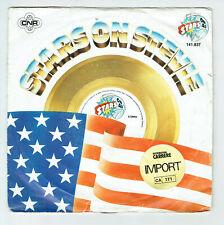 """STARS ON STEVIE Wonder Vinyl 45 tours 7"""" SP By STARS ON 45  Import CNR 141837"""