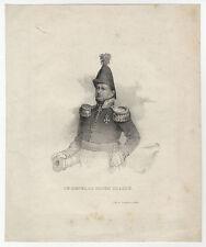 Portrait: David Hendrik Chassé (1765-1849). - GESSO-LITOGRAFIA
