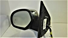 07-11 GMC  CHEVY SUBURBAN  BLACK  MIRROR LH DRIVER  BLIND SPOT SIGNAL PUDDLE