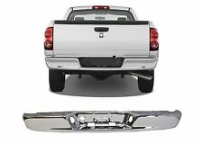 Replacement Chrome Rear Bumper For 2002-2008 Dodge Ram Trucks New Free Shipping