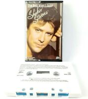 Shakin Stevens The Bop won't Stop Audio Cassette Tape Epic EPC 4404