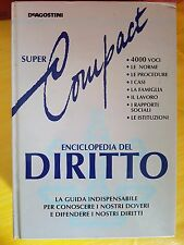 ENCICLOPEDIA DEL DIRITTO - DE AGOSTINI SUPER COMPACT 1994
