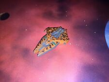 Micro Machines Babylon 5 Narn Heavy Dreadnaught Space Star Ship Rare!