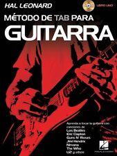 Hal Leonard Guitar Tab Method Spanish Ed. Metodo De Tab Para Guitar 000114930