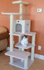 Cat Tree Tower For Large Cats Window Perch Furniture Scratchers Condo 68In