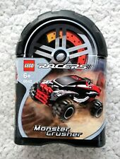 LEGO RACERS: MONSTER CRUSHER (8642). GARAGE! RETIRED, 2005. BRAND NEW, OLD STOCK