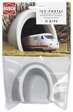 Busch 8194, ICE Túnel N Modelos en miniatura Bausatz 1:160