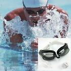 Outdoor Travel Water Sport Black Earplug & Nose Clip & Summer Swimming Goggles