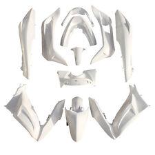 Kit Habillage carrosserie Carénage Coques 11 pieces HONDA PCX 125 Blanc