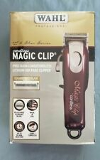 Wahl 5-Star Magic Clip Cordless hair clipper men shaver   fast free shipping
