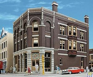 WALTHERS CORNERSTONE HO SCALE 1/87 ARGOSY BOOKSELLERS KIT | BN | 933-3466