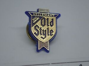 Old Style Beer Vintage Lapel Pin