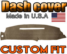 fits 1997 1998  GMC  SIERRA   DASH COVER MAT DASHBOARD PAD  /  TAUPE
