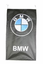 Bmw Flag Banner Vertical Black m3 m5 330 z4 z8 z3 5 X 3 Ft 150 X 90 Cm