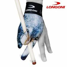 LONGONI Billiard POOL CUE GLOVE Wolf for Left hand + FREE SHIPPING!