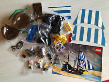 LEGO PIRATES Caribbean Clipper 6274 Vintage Complete NO BOX