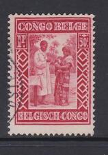 Belgian Congo - SG 164 - f/u - 1930 - 1f 50c Protection Fund