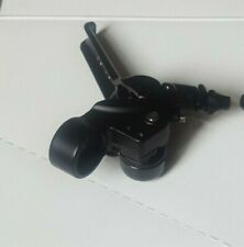BROMPTON RIGHT HAND SIDE BRAKE LEVER WITH BELL black