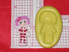 LalaLoopsy Silicone Mold Resin Clay Candy A651 Bookscraping Fondant Chocolate