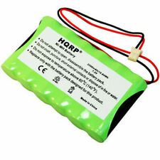 Hqrp Battery fits Ademco Honeywell Lynx Plus Touch Sia Voice Security System