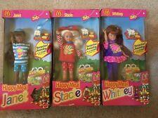 Barbie Happy Meal Stacie Janet Whitney New Nrfb