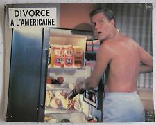 lobby card  Divorce American Style / Divorce a l'americaine  Dick van Dyke
