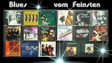 CD► Sammlung  Blues vom Feinsten  Telarc Inak  Albert Collins K 3