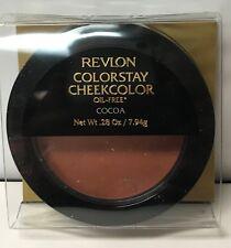 Revlon Colorstay Cheek Color Oil-Free 0.28 oz / 7.9 g Cocoa