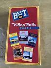 best of video rails part 1 VHS 1990 3985 8444 4449 614 Cumbres & Toltec Rare