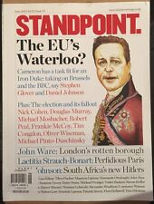 Standpoint The EU's Waterloo South Africa's New Hitlers June 2015 FREE SHIPPING!