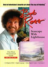 BOB ROSS THE JOY OF PAINTING: SEASCAPE WITH (Bob Ross) - DVD - Region Free